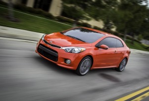 2014 Kia Forte Koup Range Gains Sporty New SX Model