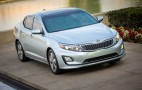 2014 Kia Optima Hybrid Updated: Aerodynamic Tweaks And More