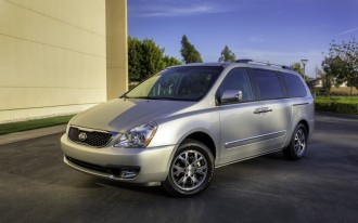 Kia Sedona Minivan Returns For 2014: What's Changed?