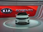 2014 Kia Sorento Live Photos: 2012 Los Angeles Auto Show