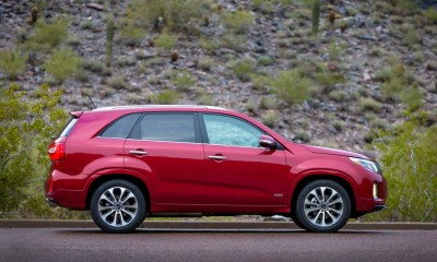 2014 Kia Sorento Photos
