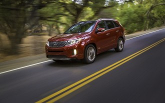 2014 Kia Sorento Video Road Test