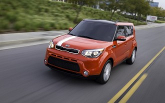 2014 Kia Soul Priced From $15,495