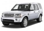 2014 Land Rover LR4 4WD 4-door Angular Rear Exterior View