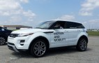 2014 Range Rover Evoque: Driving The New Nine-Speed Automatic