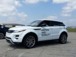 2014 Range Rover Evoque, ZF Drive Day, Jul 2013