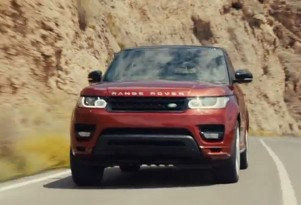 Range Rover, Sport Hybrids To Debut At Frankfurt Show