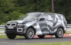 2014 Land Rover Range Rover Sport Spy Video
