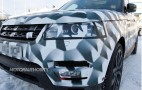 2014 Range Rover Sport Spy Shots