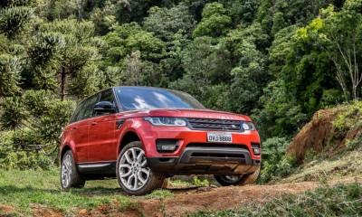 2014 Land Rover Range Rover Sport Photos
