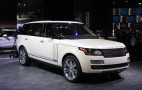 2014 Land Rover Range Rover Long-Wheelbase: 2013 L.A. Auto Show Video