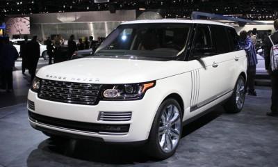 2014 Land Rover Range Rover Photos