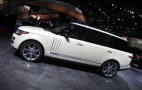 Land Rover Launches Long-Wheelbase Range Rover, Autobiography Black Trim: Live Photos