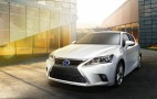 2014 Lexus CT 200h Gets The Spindle Grille