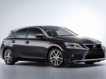 2014 Lexus CT 200h: Same Price, Same Economy, Different Face