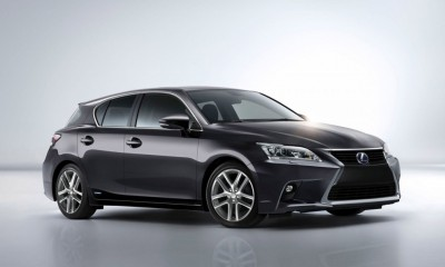 2014 Lexus CT 200h Photos