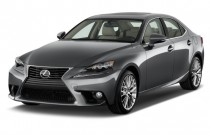 2014 Lexus IS 250 4-door Sport Sedan Auto RWD Angular Front Exterior View