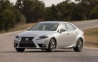 2014 Lexus IS Earns NHTSA Five-Star Crash Rating