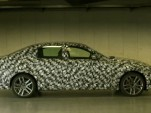 2014 Lexus IS 350 - image grab from Jay Leno's Garage video