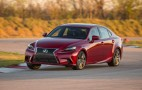2014 Lexus IS first drive review