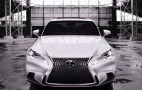 2014 Lexus IS Images, Info Revealed Ahead Of Detroit Debut