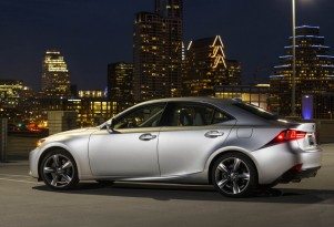 2014 Lexus IS Pricing Announced