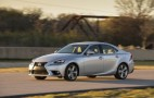2014 Lexus IS Priced From $36,845, F Sport From $39,960