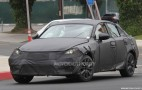 Toyota Working On Turbo Hybrid Drivetrain For 2014 Lexus IS