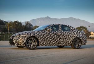 2014 Lexus IS 300h Adds Hybrid Model To Smallest Luxury Sedan