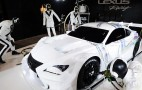 Lexus Reveals 2014 RC F GT500 Race Car For Japan's Super GT