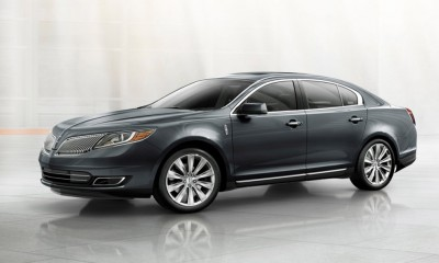 2014 Lincoln MKS Photos