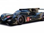 2014 Lotus LMP1 prototype race car