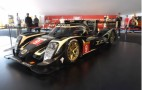 2014 Lotus LMP1 Unveiled At Le Mans