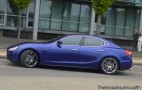 2014 Maserati Ghibli Spotted In Public: Video