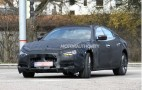 2014 Maserati Ghibli Spy Shots