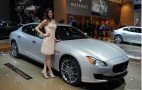 2014 Maserati Quattroporte Live Photos And Video From Detroit