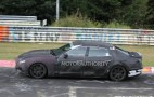 2014 Maserati Quattroporte Spy Shots