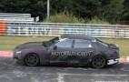 2014 Maserati Quattroporte Spy Shots