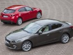 2014 Mazda Mazda3 Sedan: Aero-Efficient Sedan Revealed