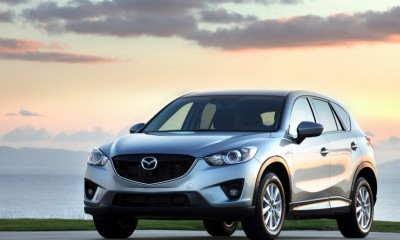 2014 Mazda CX-5 Photos