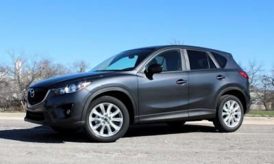 2014 Mazda CX-5 Photos