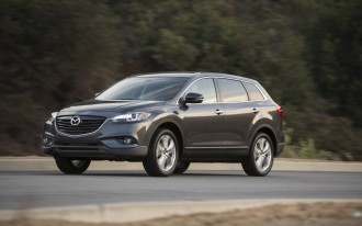 2007-2014 Mazda CX-9 Recalled For Corrosion Problem: Over 193,000 Owners Affected