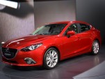2014 Mazda 3 Sedan Live Photo Gallery: 2013 Frankfurt Auto Show