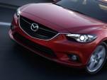 2014 Mazda MAZDA6 (European spec)