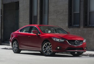 2014 Mazda Mazda6: VW TDI Models To Get A Clean-Diesel Rival