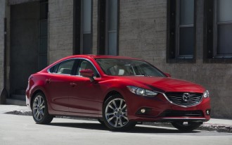 2014 Mazda 6 Video Road Test
