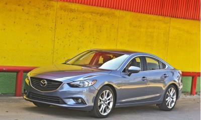 2014 Mazda MAZDA6 Photos