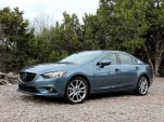 2014 Mazda 6  -  First Drive, February 2013