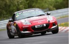 Mazda MX-5 To Enter Nürburgring 24 Hours As Part Of 25th Anniversary Celebrations
