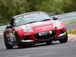 2014 Mazda MX-5 Miata Nürburgring 24 Hours race car